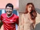 """Cầu thủ Hà Đức Chinh và bạn gái: Từ """"úp mở"""" tới công khai tỏ tình"""