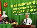 Phó Chủ tịch Quốc hội Uông Chu Lưu dự khai mạc kỳ họp HĐND TP Cần Thơ