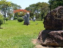 """Bức tượng khỏa thân """"Người đàn ông cúi đầu"""" sẽ được dựng theo trục dọc sông Hương"""