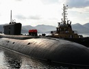 Uy lực tàu ngầm hạt nhân Yasen-M và Borei-A Hải quân Nga sắp được nhận