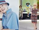 Sức hút của người mẫu 77 tuổi đến từ xứ sở kim chi