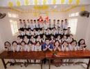 Niềm vui mùa tuyển sinh của một lớp học ở huyện nghèo