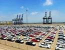 """Tháng """"cô hồn"""", ô tô con nhập về TPHCM giảm hơn 2.400 xe"""