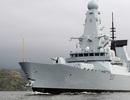 Rò rỉ video tàu chiến Anh tiến vào vùng biển sát Iran