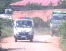 """Hàng loạt xe trọng tải lớn tiếp tục """"thách đố"""" lực lượng chức năng tại Đắk Nông"""
