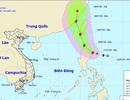 Bão Danas giật cấp 10 hướng vào Biển Đông
