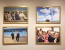 Mỹ treo ảnh cuộc gặp lịch sử Trump-Kim ở biên giới liên Triều tại Nhà Trắng