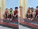 Bị kẻ lạ mặt lừa đi chơi, 3 em nhỏ nhanh trí trốn thoát