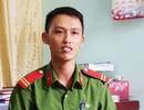 Chiến sỹ công an nghĩa vụ ở Nghệ An giành vị trí thủ khoa toàn quốc khối C03