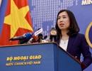 Tàu khảo sát Trung Quốc xâm phạm vùng đặc quyền kinh tế của Việt Nam