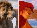 """18 khoảnh khắc đẹp không đổi thay của """"Vua sư tử"""" qua hai phiên bản"""