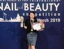 9x xinh đẹp Thái Nguyên xuất sắc giành 4 giải thưởng ở cuộc thi nối mi quốc tế