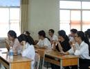 Nhiều trường đại học có điểm chuẩn trúng tuyển ở mức 13-14