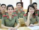 Học viện An ninh nhân dân: Điểm sàn xét tuyển từ 17,75 – 18