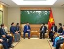 Phó Thủ tướng tiếp đoàn đại biểu cấp cao thanh niên Liên bang Nga
