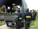 Huy động 150 người truy bắt nghi can giết vợ rồi bỏ trốn