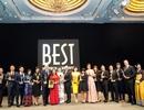 Tập đoàn khách sạn Mường Thanh nhận giải một trong những chuỗi khách sạn tư nhân hàng đầu Đông Nam Á