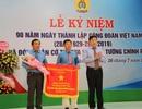Liên đoàn Lao động tỉnh Phú Yên đón nhận cờ thi đua của Thủ tướng