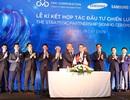 Samsung SDS mua cổ phần, đầu tư chiến lược vào tập đoàn CMC