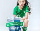 Trương Bảo Anh lại lay động trái tim người hâm mộ trong loạt ảnh bảo vệ môi trường