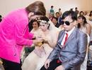 Từng đổ vỡ hôn nhân, Kim Tuyến xúc động trao nhẫn cưới cho những cô dâu nghèo