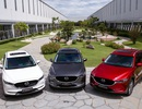 Mẫu xe SUV 5 chỗ CX-5 mới - Sản phẩm thế hệ 6.5 của Mazda chính thức ra mắt