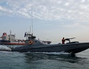"""Iran tung video """"dằn mặt"""" tàu chiến Anh trong vụ bắt tàu chở dầu"""