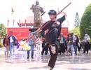 Hơn 1.000 võ sư, võ sĩ quy tụ trên đất võ Bình Định