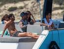 Messi chơi sang với chuyến nghỉ dưỡng trên siêu du thuyền