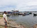 Sụt lún bất thường ở hạ nguồn sông Thu Bồn