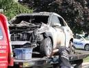 Xe chạy điện Hyundai Kona Electric bỗng nhiên phát nổ trong gara