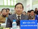 Vụ gian lận điểm thi ở Hòa Bình: Cảnh cáo Phó Chủ tịch tỉnh Bùi Văn Cửu