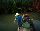 """Một đêm theo chân """"triệu phú cá hô"""" đi thả lưới trên sông Đồng Nai"""