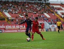 Đá hỏng 11m, CLB Hải Phòng trắng tay phút cuối trước Sài Gòn FC
