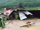 5 người chết, 13 người mất tích sau bão
