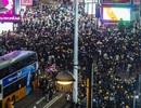 Đình công quy mô lớn tại Hong Kong, 200 chuyến bay bị hủy