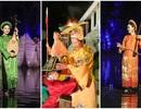 NSƯT Trung Anh vào vai vua, Bảo Thanh hoá thiếu nữ chơi đàn