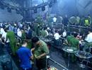Hàng trăm người sử dụng ma tuý trong quán bar, karaoke