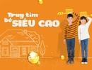 """Bạn có muốn con nằm trong Top những đứa trẻ """"siêu cao"""" Việt Nam?"""