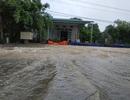 Đắk Lắk mênh mông nước ngập sau nhiều giờ mưa lớn