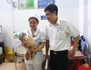 Bé trai 2 ngày tuổi bị mẹ bỏ lại bệnh viện