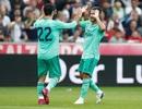 """Eden Hazard """"nổ súng"""", Real Madrid giành chiến thắng trên đất Áo"""