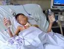 """""""Cuộc chiến âm thầm"""" 8 tháng hồi sức giúp nam thanh niên được ghép phổi đang dần hồi phục"""