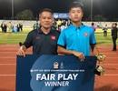 U15 Việt Nam nhận giải thưởng an ủi sau khi trắng tay
