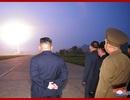 Triều Tiên thử tên lửa: Bóp nghẹt đàm phán hay chiến thuật ngoại giao?