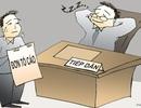 7 Sở ở Bình Định không có sổ sách ghi chép việc tiếp công dân định kỳ của lãnh đạo
