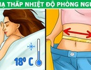 Những phương pháp cực đơn giản giúp giảm cân ngay cả... trong lúc ngủ