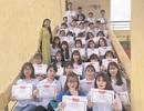 Lớp 45 học sinh chăm học, đoàn kết khiến dân mạng trầm trồ