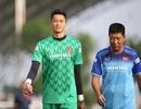 HLV Park Hang Seo tích cực thử nghiệm thủ môn thay Bùi Tiến Dũng