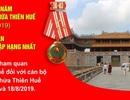 Miễn vé tham quan di tích cho người dân Thừa Thiên Huế nhân 30 năm ngày tái lập tỉnh